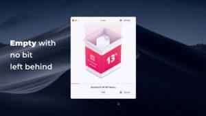 theBin, utilitário para macOS