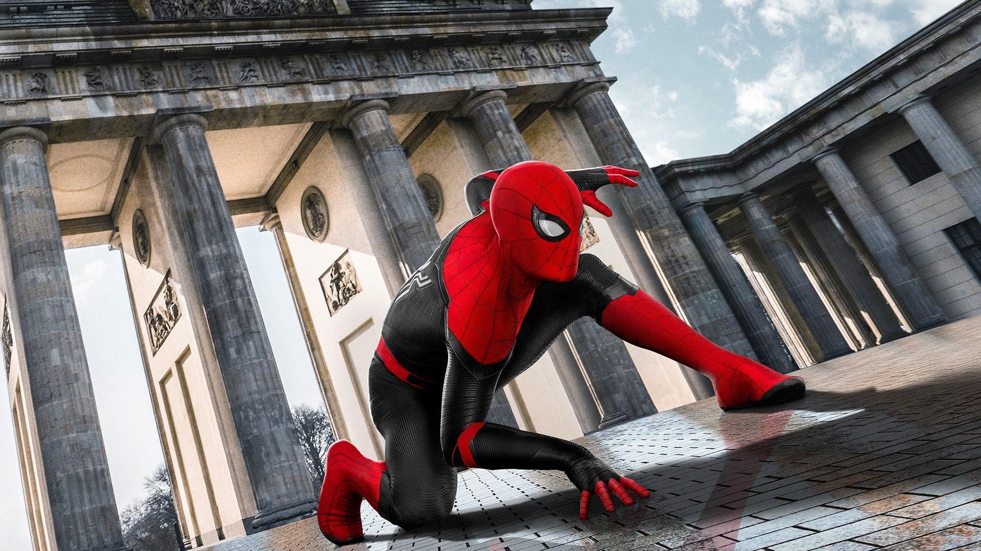 Filme - Homem-Aranha: Longe de Casa