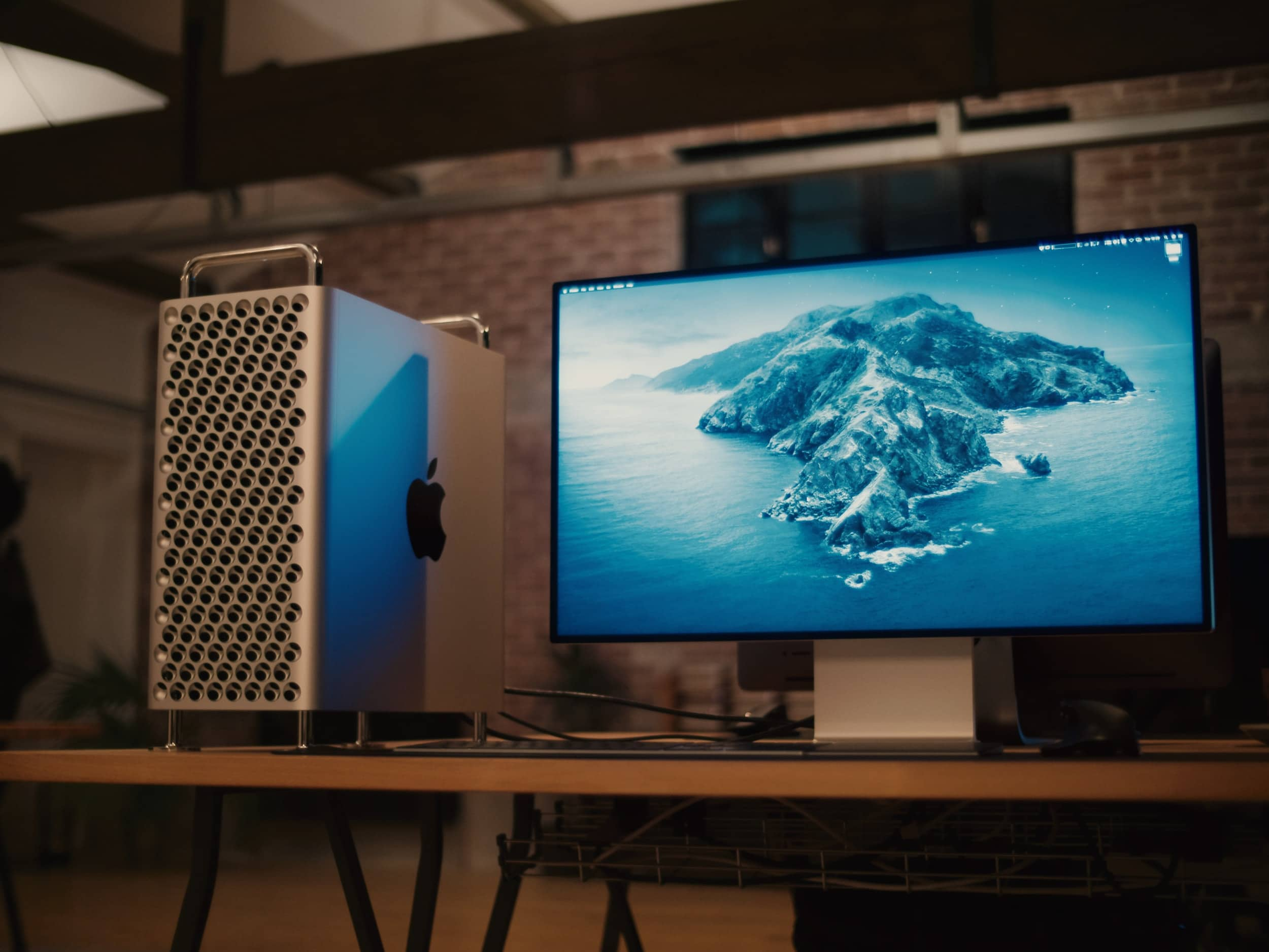 Mac Pro e Pro Display XDR