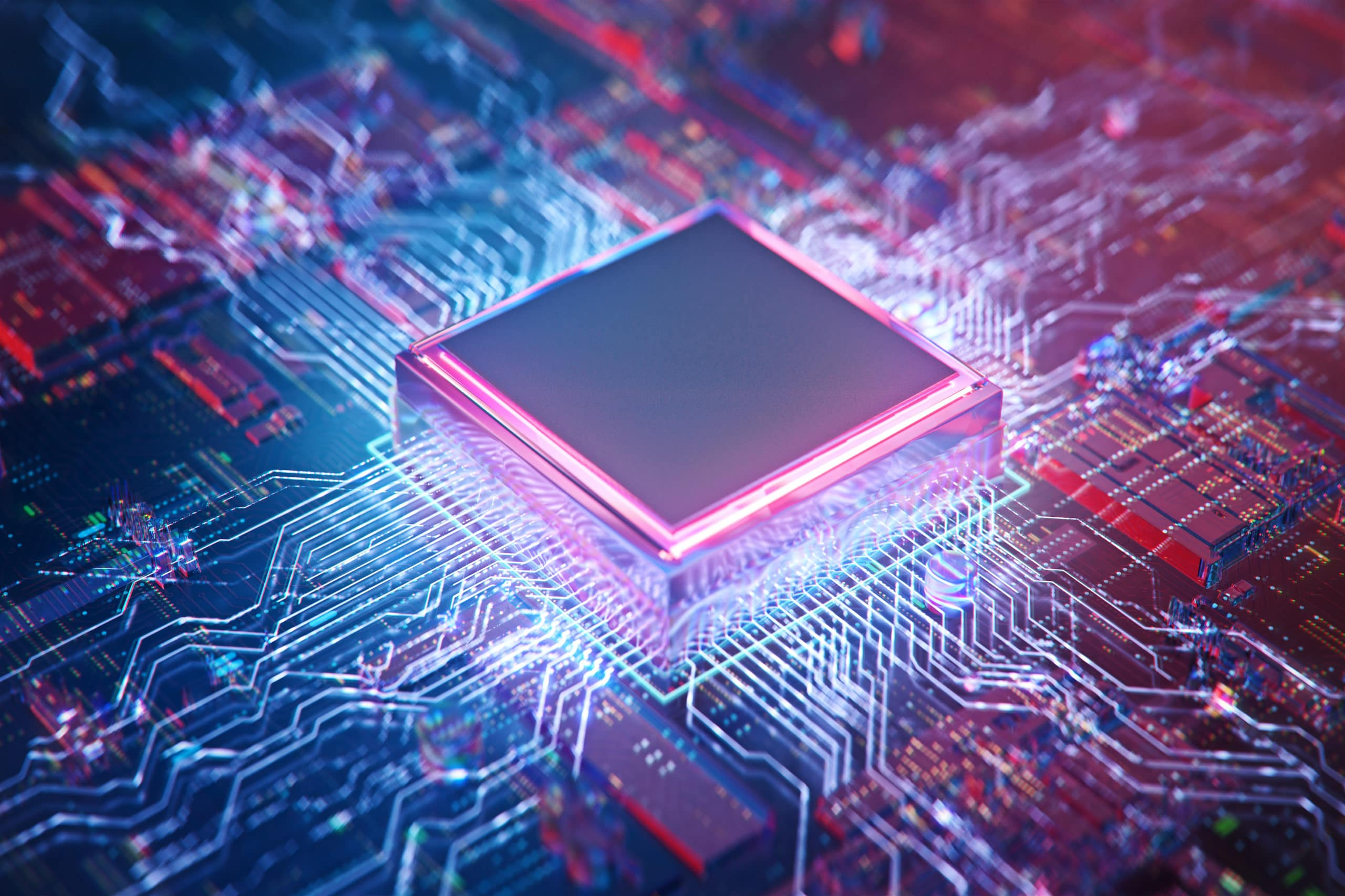 Chip/GPU em 3D