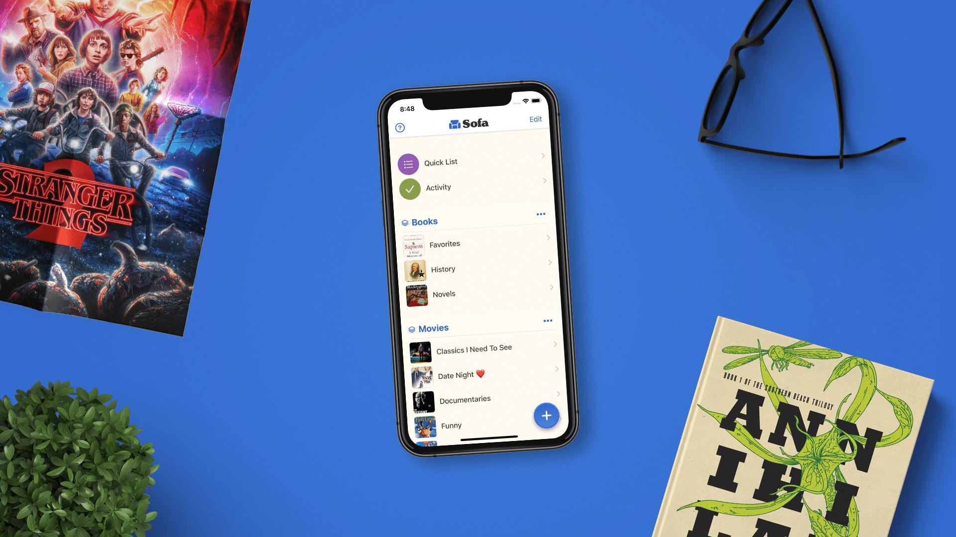 App Sofa
