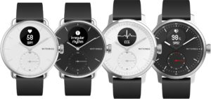 ScanWatch da Withings