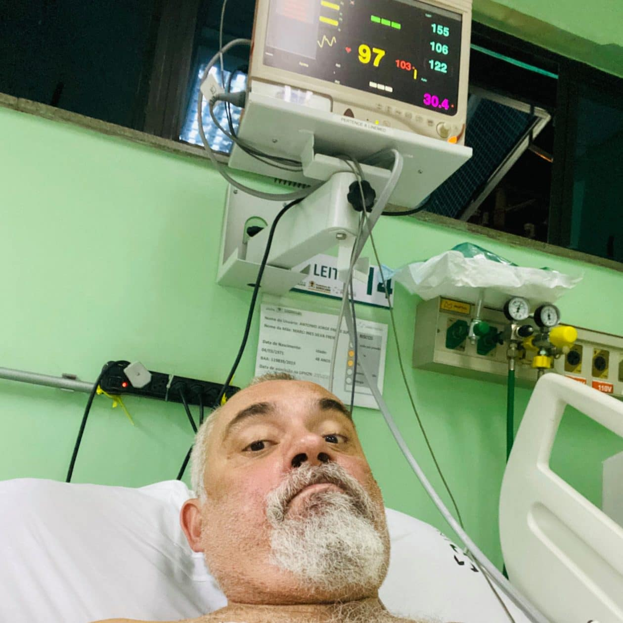 Nerd Pai no hospital