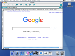 Microsoft Internet Explorer 5 para Mac