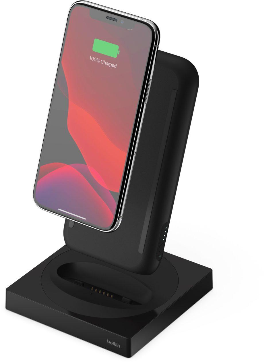 Stand BOOSTCHARGE Wireless da Belkin