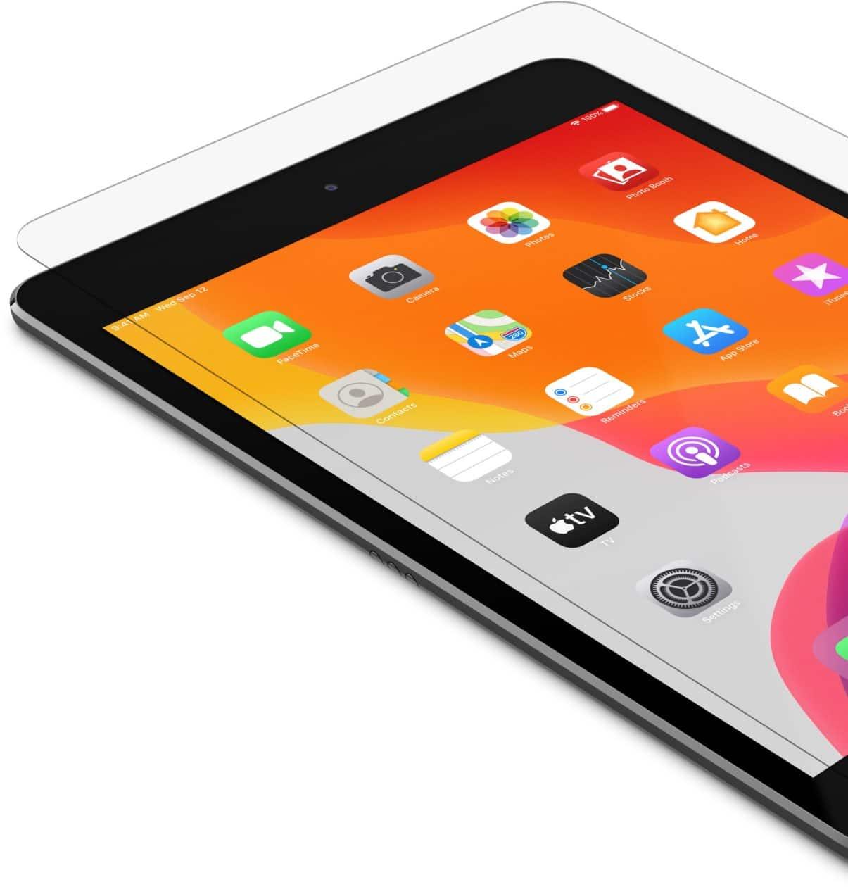 Película SCREENFORCE da Belkin para iPad