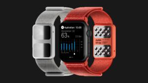 AURA Strap e Apple Watch