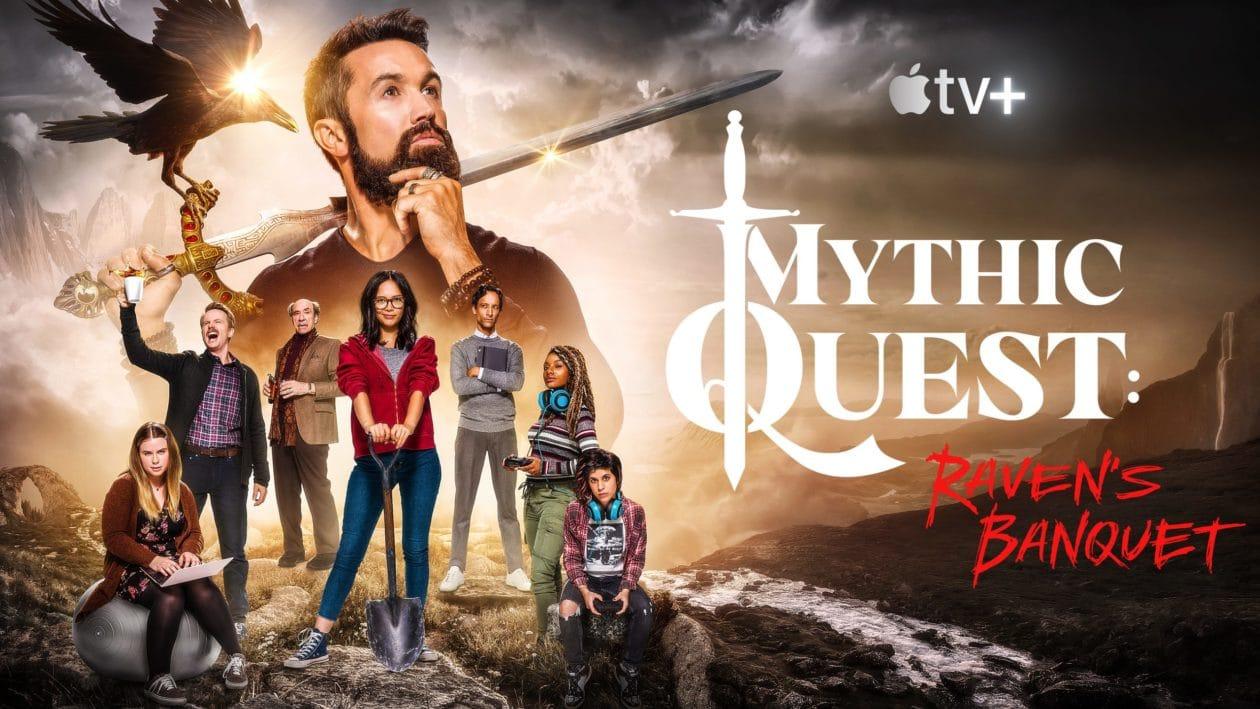 """Divulgação de """"Mythic Quest: Ravens Banquet"""""""