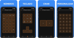 NumPad & KeyPad for Mac