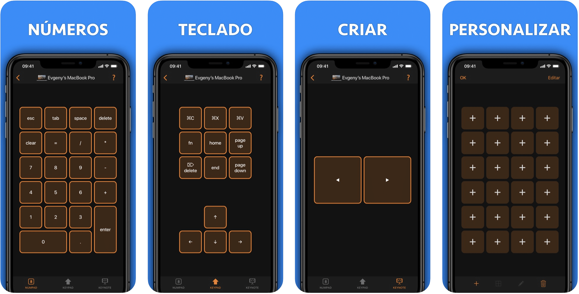 Remote Numeric Keypad [Pro]