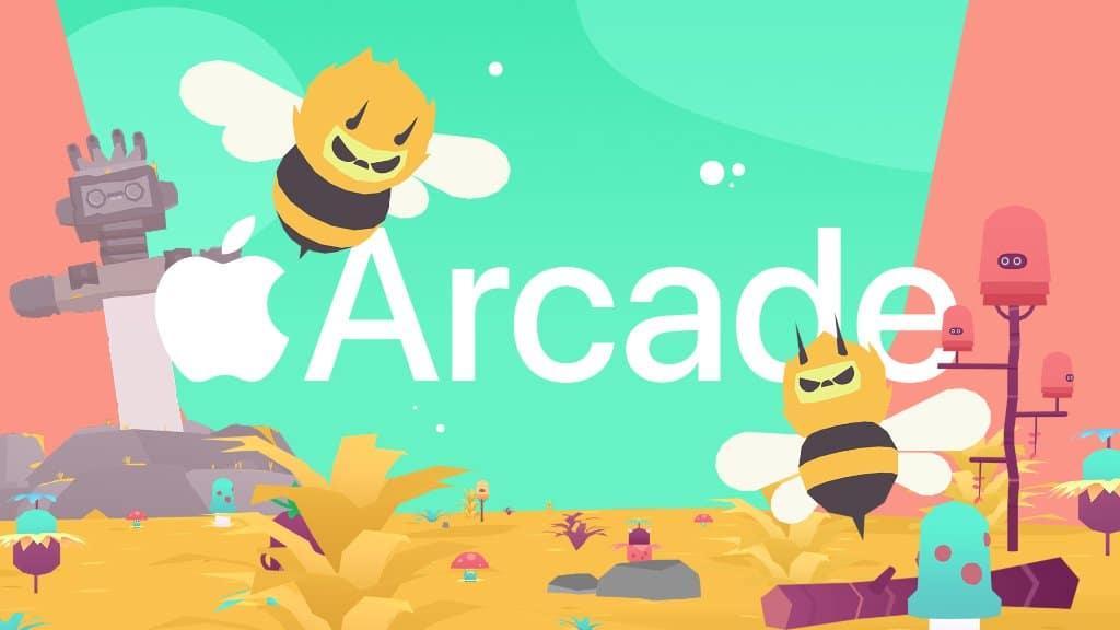 Kings of the Castle, jogo do Apple Arcade
