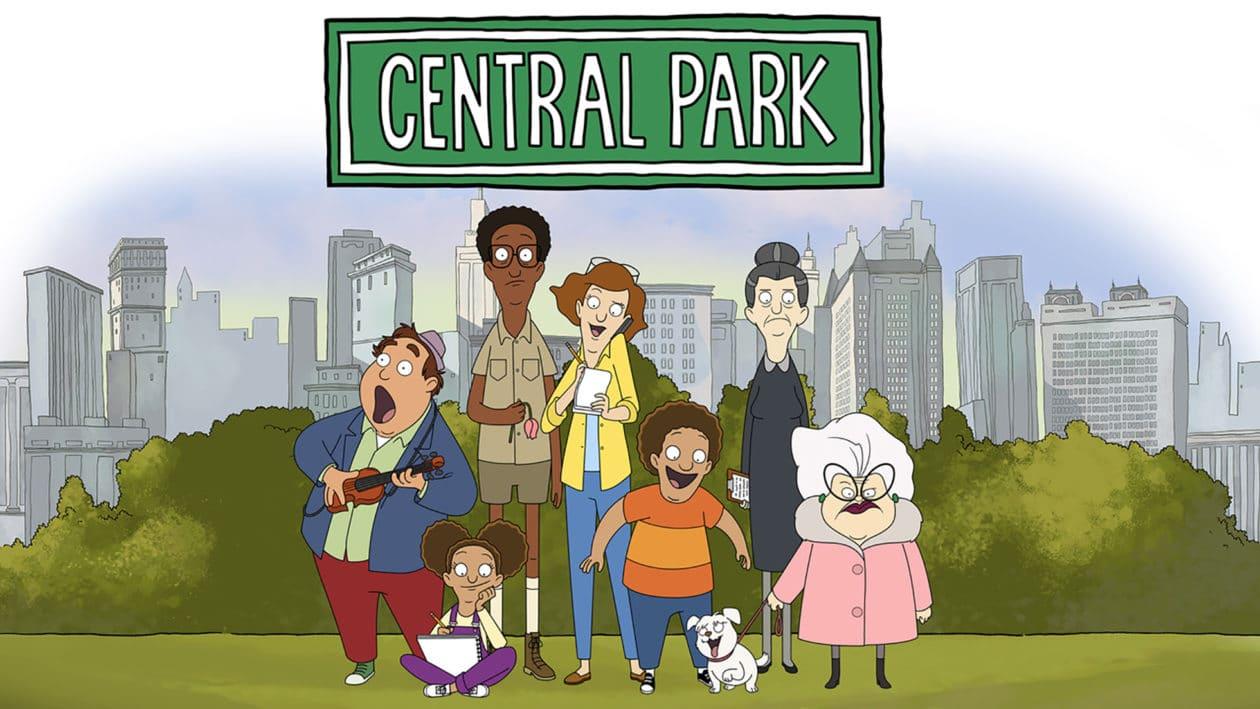 "Série ""Central Park"""