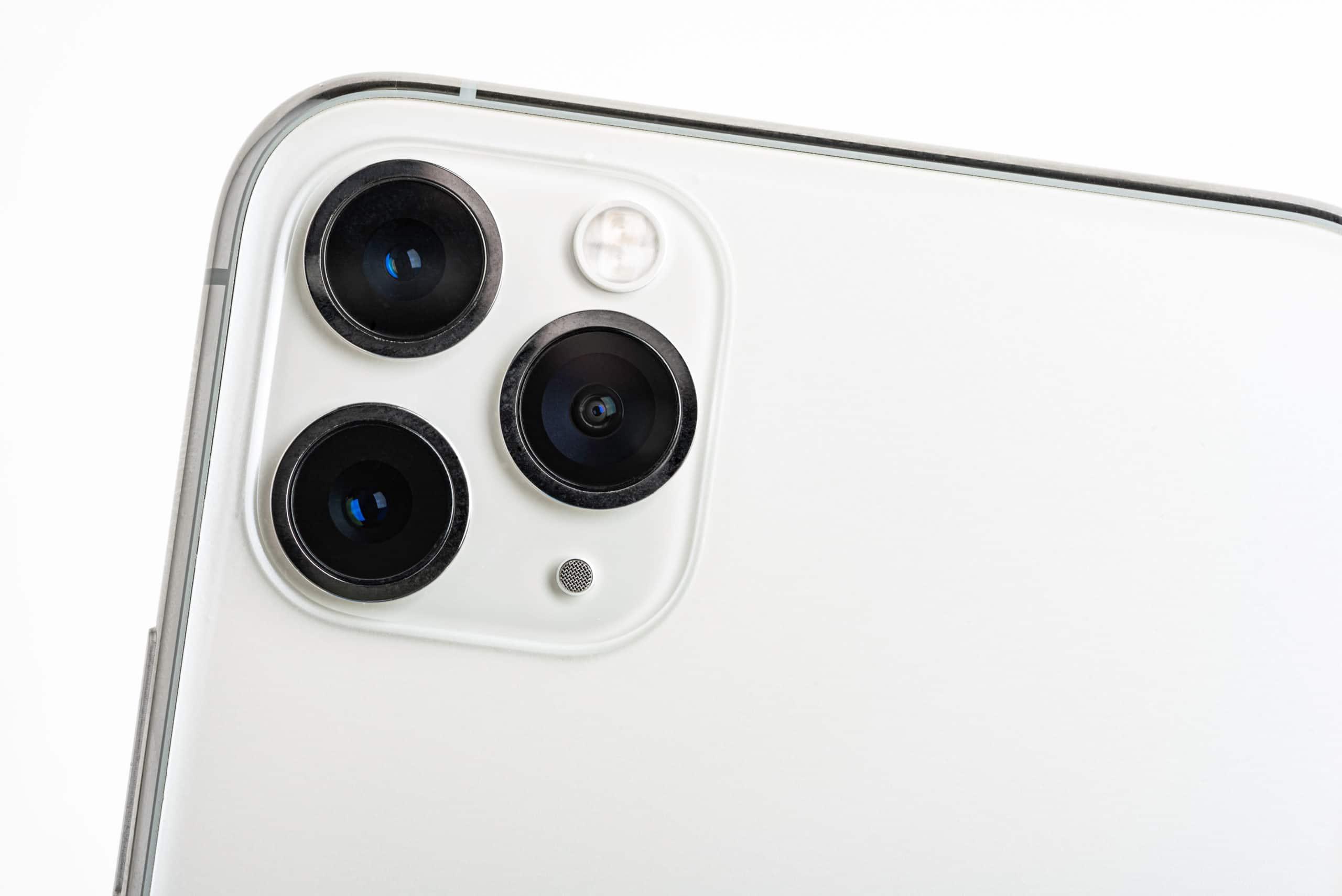 iPhone 11 Pro Max prateado
