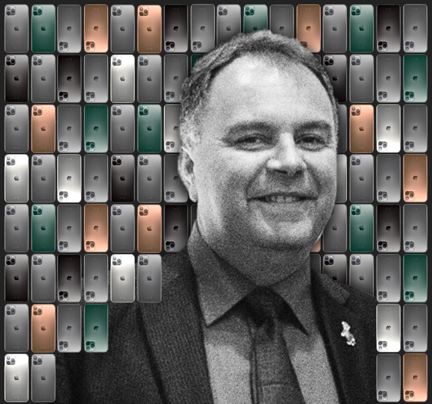Tony Blevins, chefe de aquisições da Apple