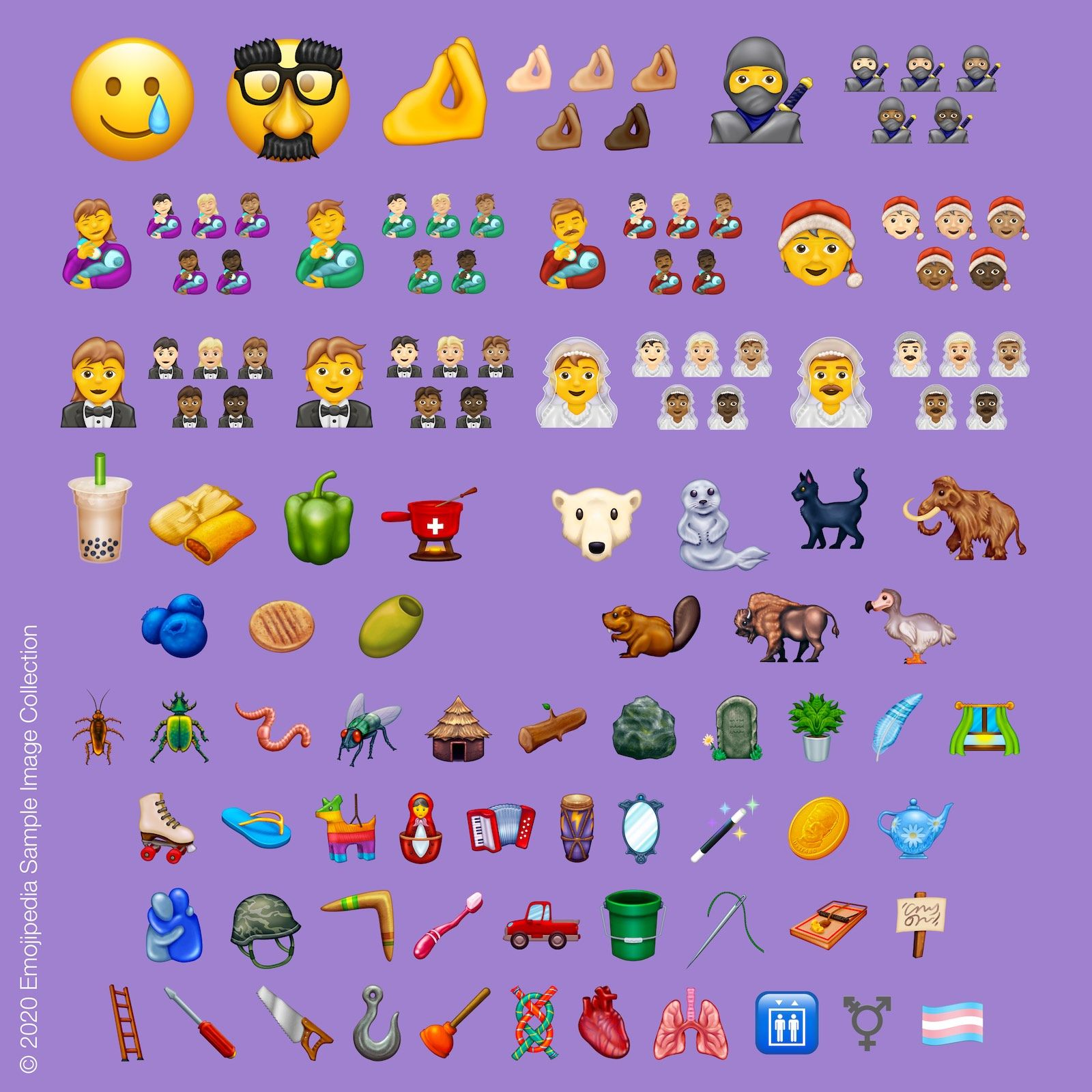 Emojis 13
