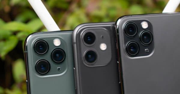 iPhones 11 e 11 Pro