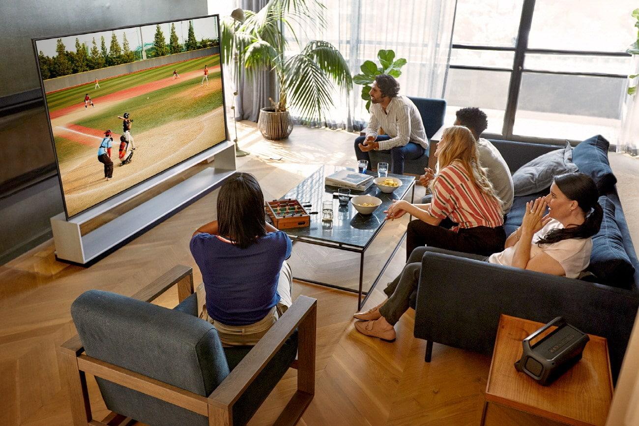 Nova TV OLED 8K da LG