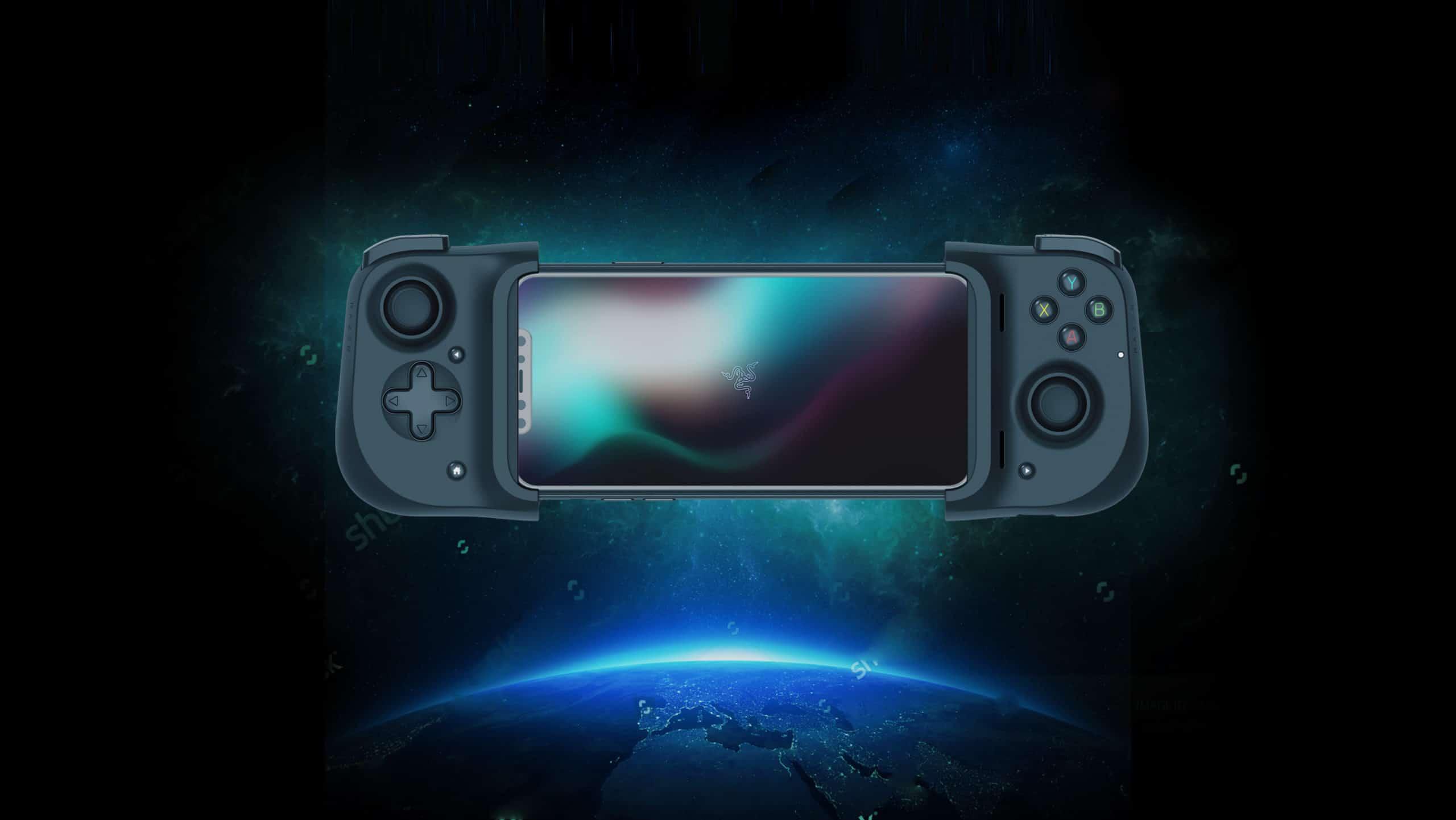 Razer Kishi, joystick para iPhones e smartphones Android