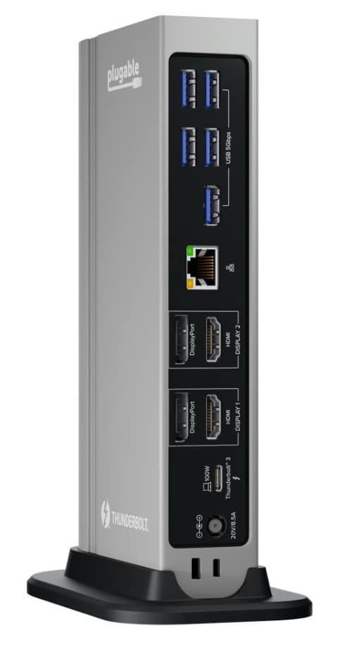 Dock da Plugable para Macs