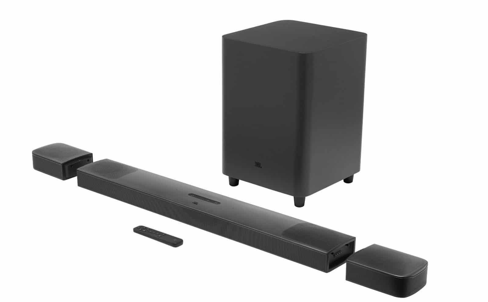 Soundbar JBL Bar 9.1