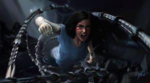 Filme - Alita: Anjo de Combate