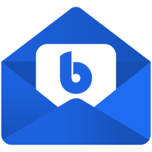 Ícone do BlueMail para Mac