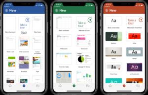 Apps da Microsoft