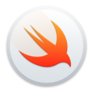 Ícone do Swift Playgrounds para Mac