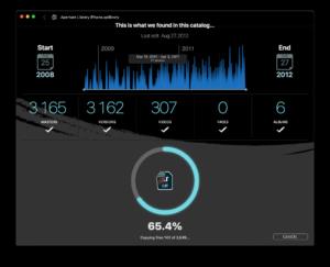 Screenshot do Avalanche