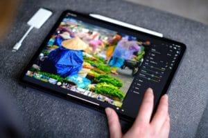 Lightroom no iPad