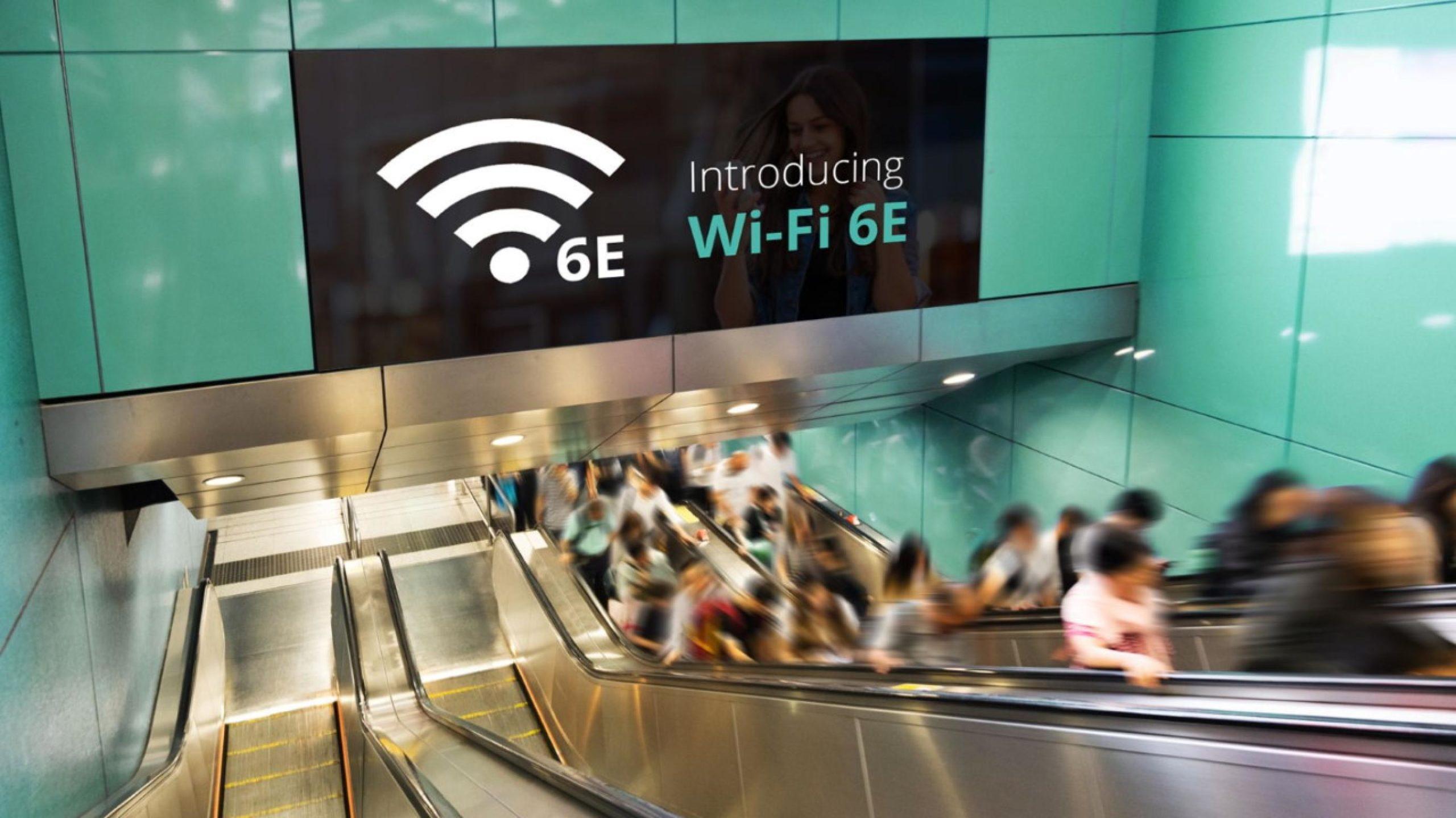 Broadcom Wi-Fi 6E