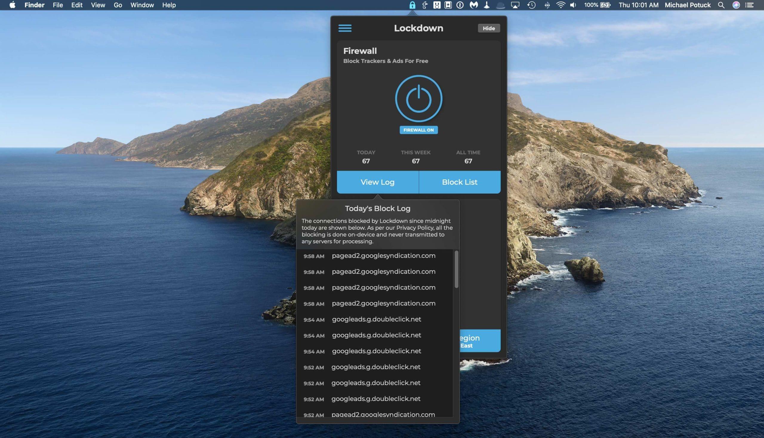 App Lockdown para macOS