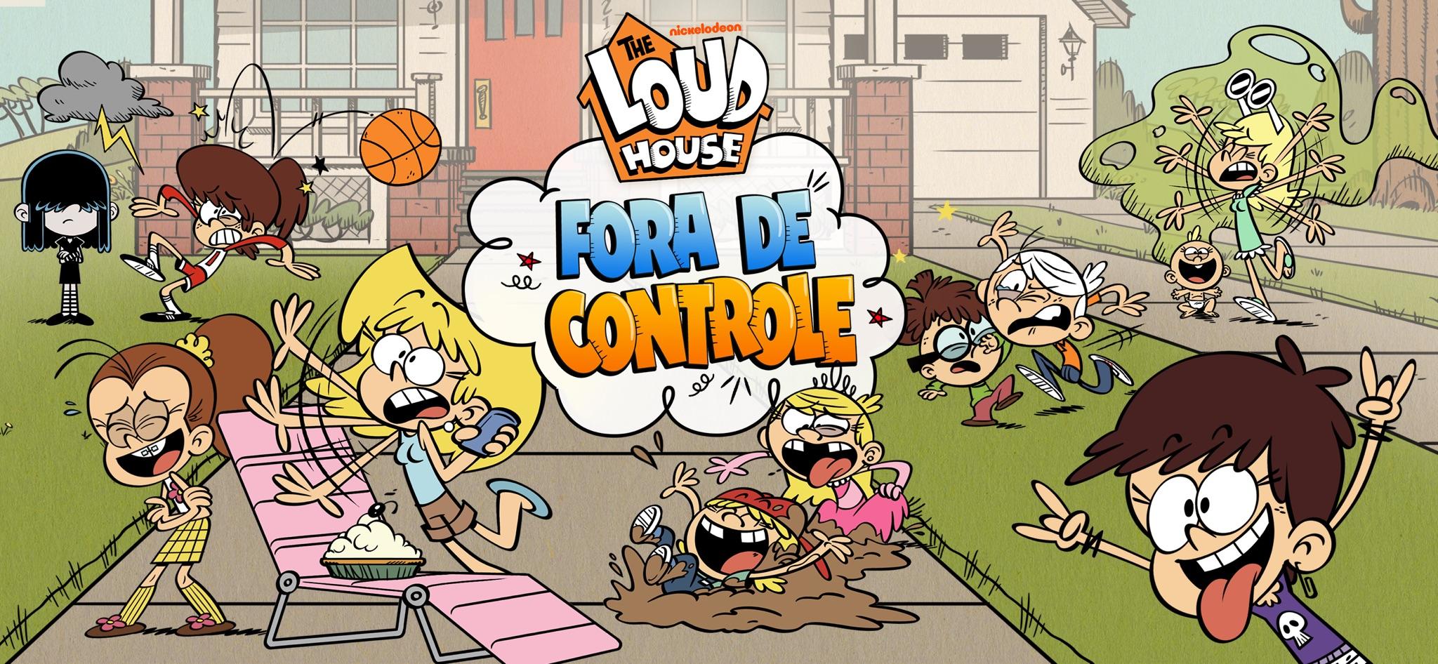 Loud House: Fora de Controle