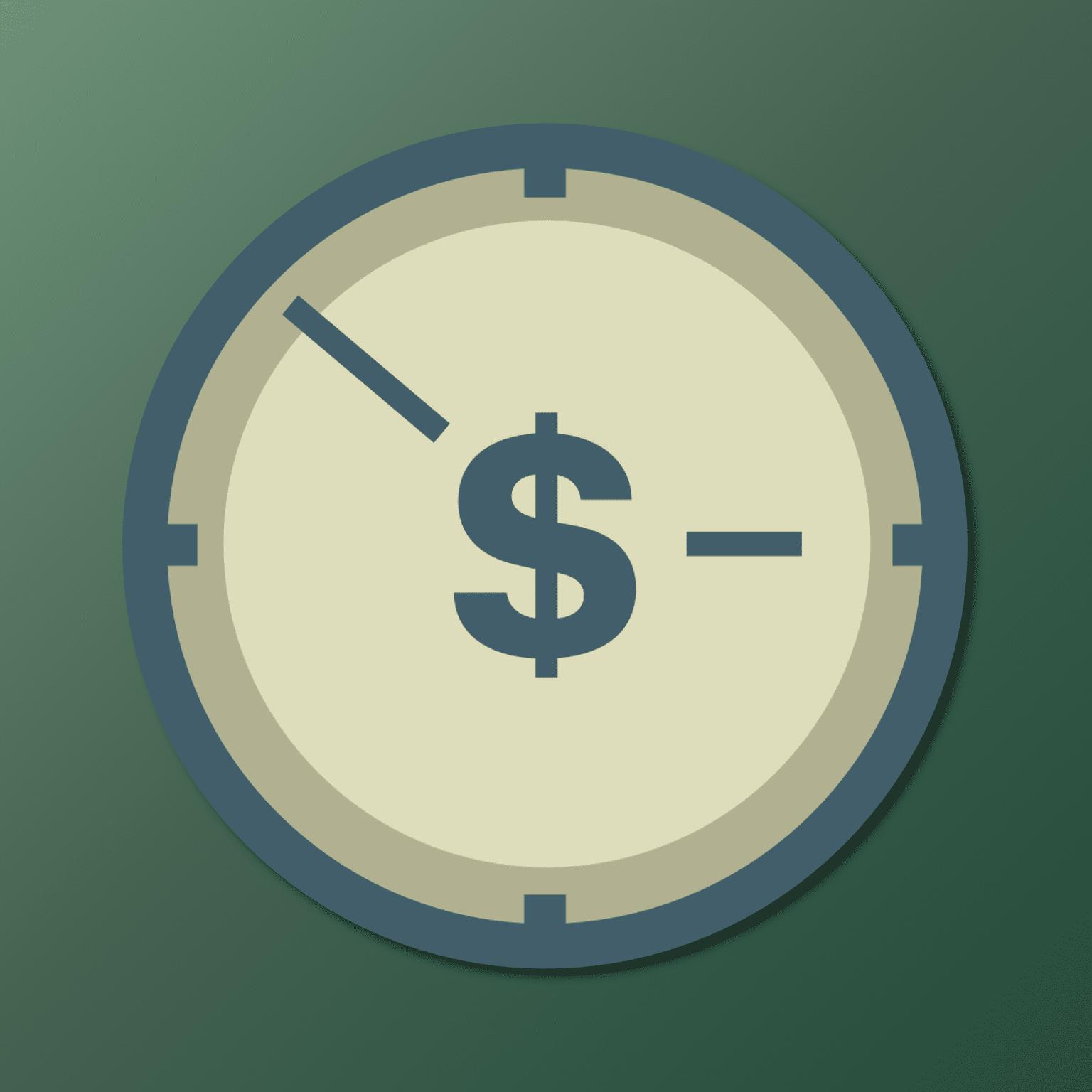 Tempo é Dinheiro: Calculadora