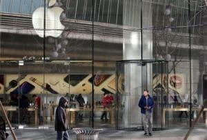 Apple Store na China