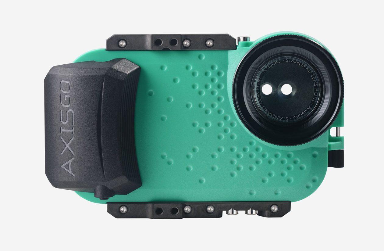 AxisGo, case-estanque para iPhone 11 da AquaTech