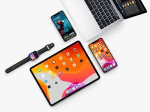 Produtos Apple (sistema operacionais em versão beta)