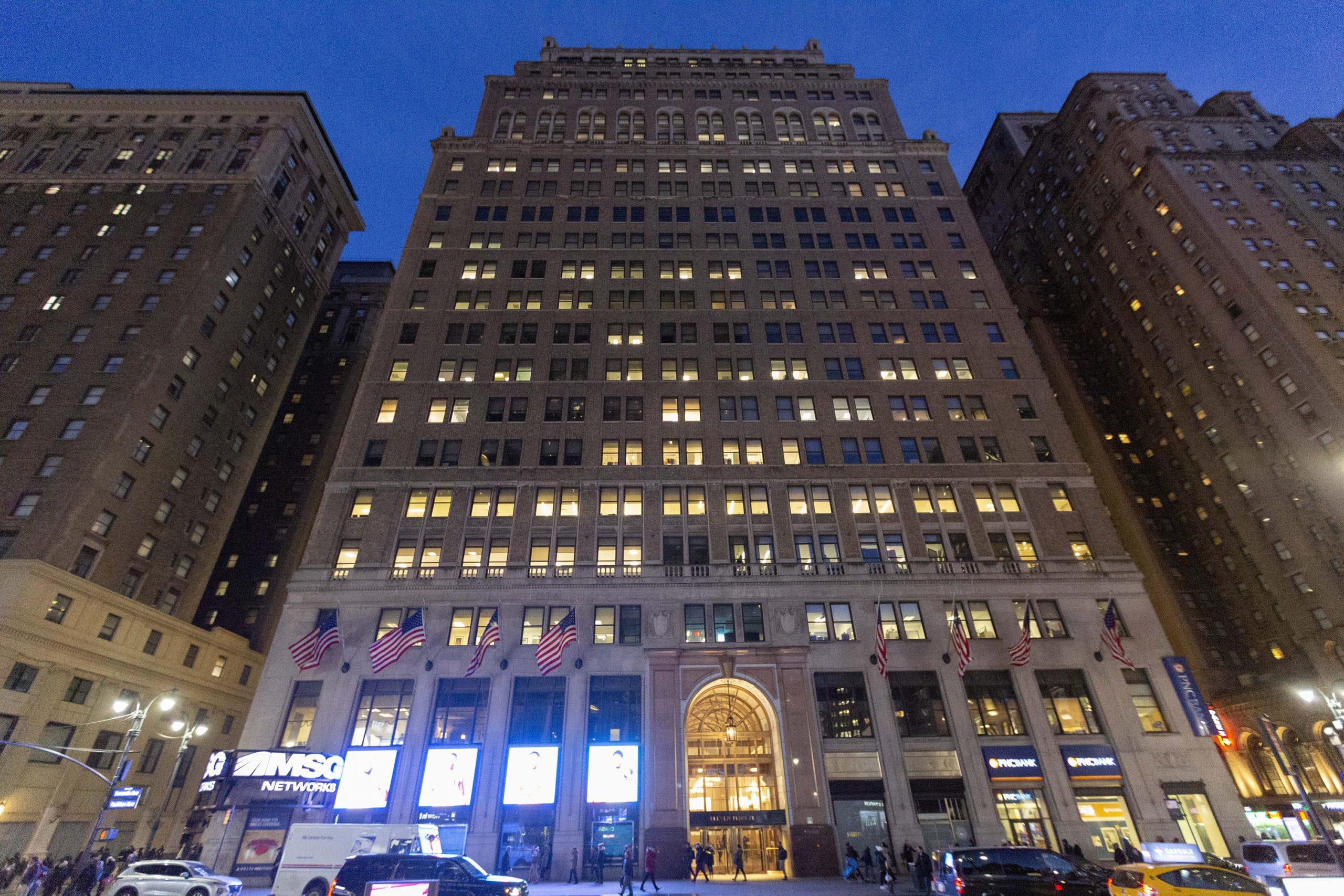11 Penn Plaza em Nova York