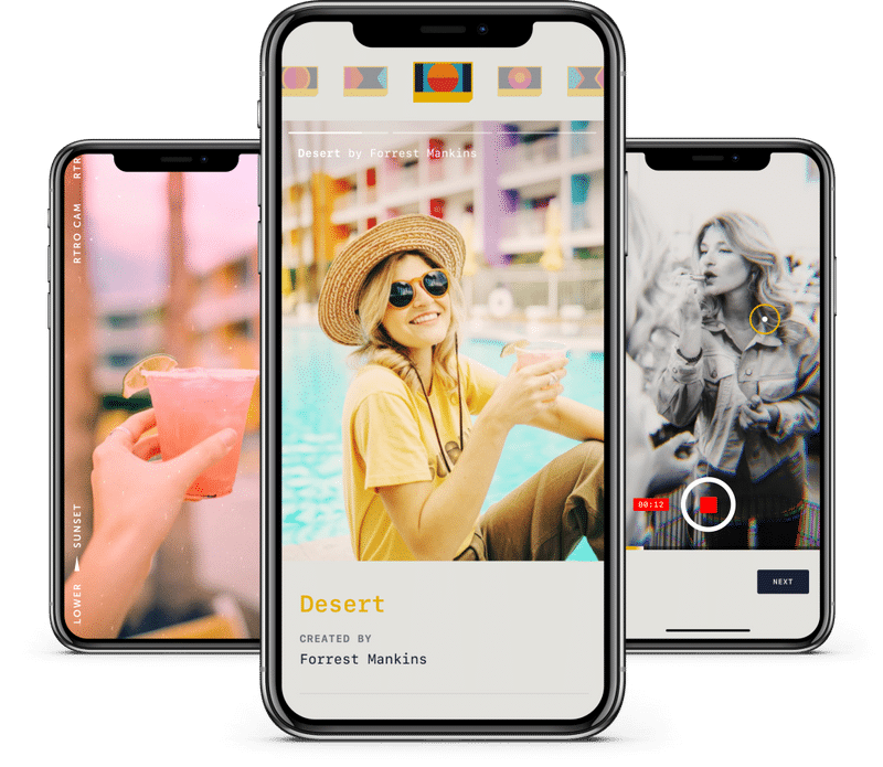 RTRO - Camera by Moment