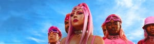 Clipe de Lady Gaga filmado com iPhone