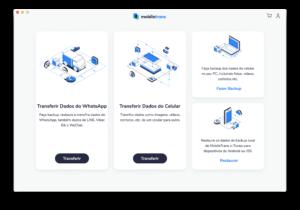 MobileTrans - WhatsApp Transfer