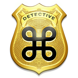 Ícone do app ShortcutDetective