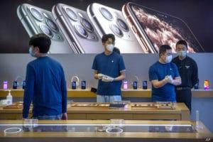Funcionários de Apple Store