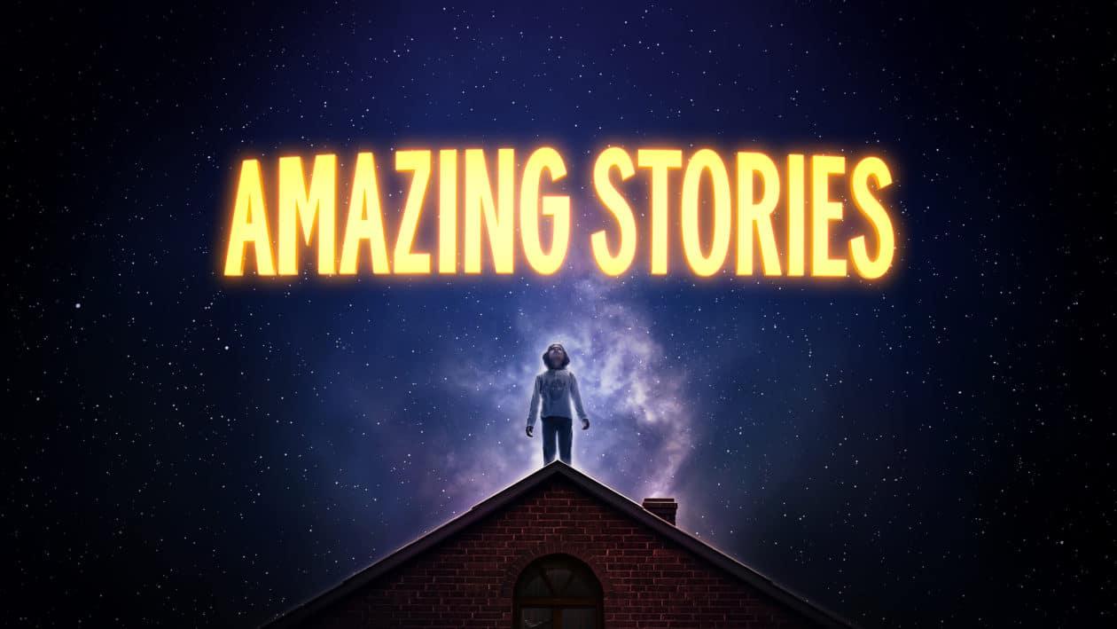"""Imagem de divulgação de """"Amazing Stories"""""""