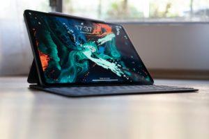 iPad Pro com Smart Keyboard