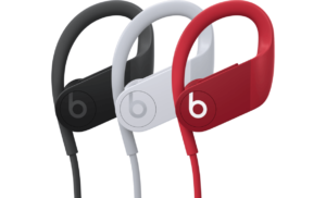 Cores do Powerbeats4