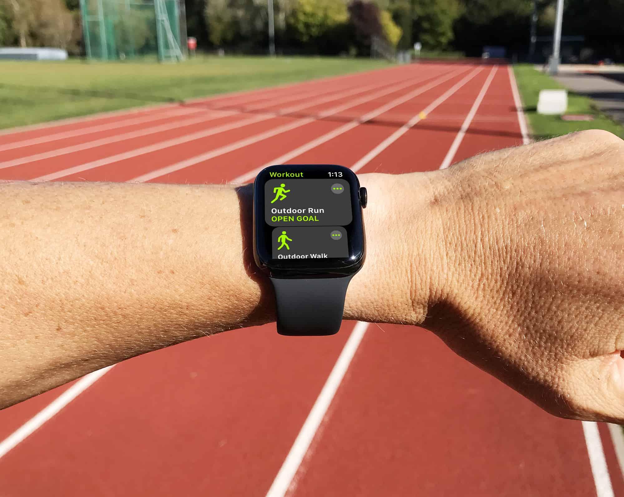 App Exercício (Workout)