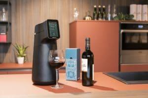 Albicchiere Albi Home M, preservador de vinhos compatível com HomeKit