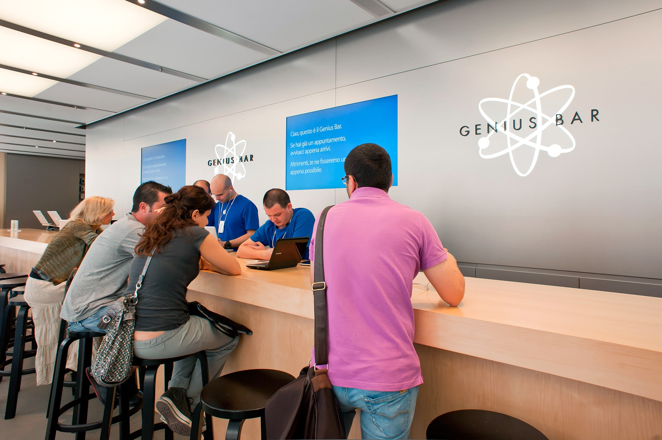 Genius Bar de Apple Store