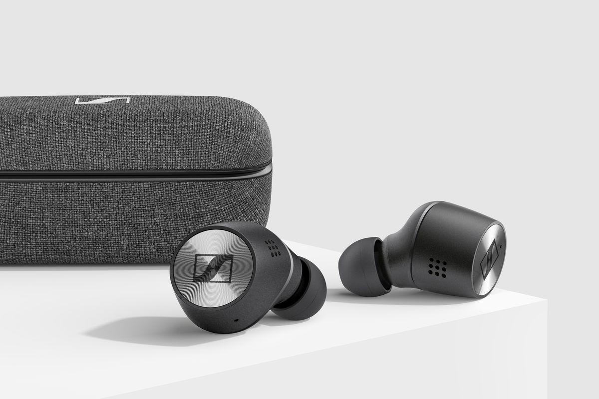 Fones de ouvido Sennheiser Momentum True Wireless 2